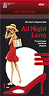 All Night Long -Anti slip pads